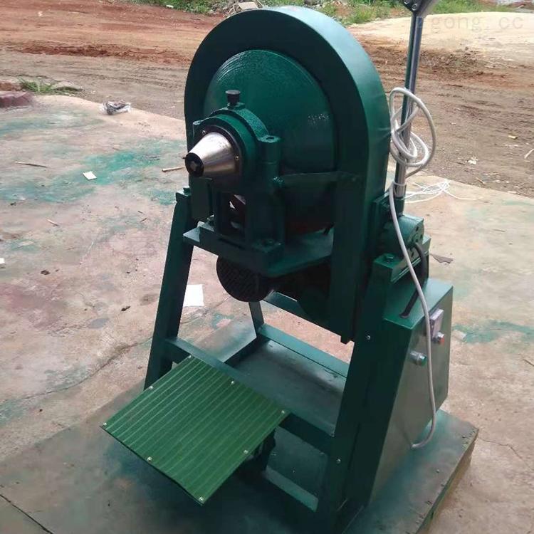 磨矿用实验室球磨机 干式矿料粉碎机械设备
