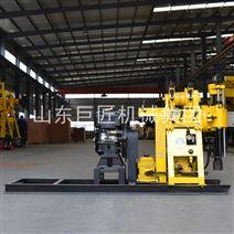 巨匠HZ-200Y液压岩芯钻机 200米取心钻机