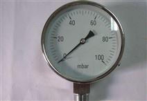 真空壓力表YZ-100