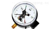 密封水管路電接點壓力表YX-100