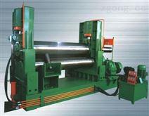 液压机械三辊对称式卷板机4