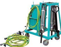 封閉式液壓分裂機4
