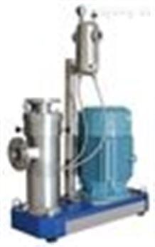 分子筛催化剂高剪切研磨分散机