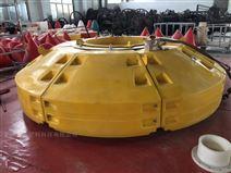 柳州生態浮標監測浮標多型號聚乙烯航標