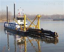 航道挖泥船,绞吸清淤船,淤泥固化环保船