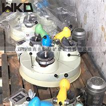 江西出售三頭研磨機 實驗室瑪瑙細磨機