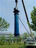 津奥特下吸式潜水泵-大排量_铸铁_耐磨_增压