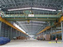 越南浦項鋼廠30t橋式起重機