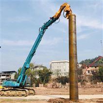河源挖掘机专用PC450打桩臂制造厂家