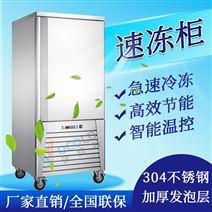 5盘商用速冻柜立式风冷包子水饺急冻冷柜