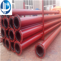 超高分子量聚乙烯復合管具有優良的耐磨損性