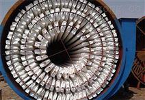袋式除尘器内颗粒运动捕集过程