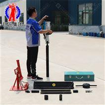 华夏巨匠电动型取土钻机无扰动土取样