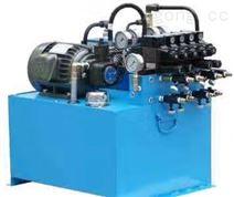 高精密全自動數控車床液壓系統