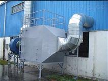 中頻爐的除塵器必須上排氣筒 壓力清潔