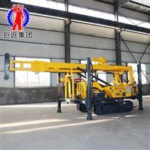 華夏巨匠JDL-350機械式頂驅水氣兩用鉆機