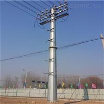 曲靖架空線雙回路電力鋼管塔型號