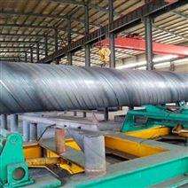 江西鷹潭排水大口徑螺旋鋼管生產廠家