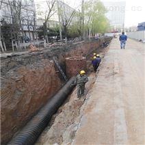 安阳市HDPE双壁波纹管生产厂家