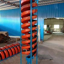 實驗室螺旋溜槽選礦搖床鎢錫礦用旋轉溜槽