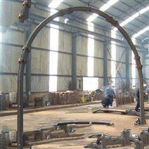 支護設備U型鋼棚,工棚支架 山東U型鋼支架