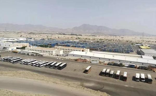 保有量超2.2万台 玉柴占据出口沙特客车90%发动机市场